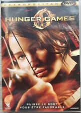 Hunger games DVD version française.