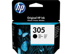 CARTOUCHE HP NOIRE 305 +CADEAUX ! / 3ym61ae noir 120 pages pas couleur pas xl