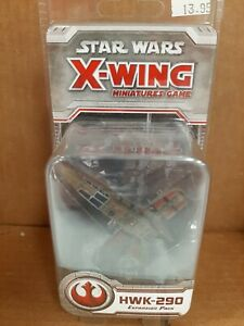 Star Wars X-Wing Miniatures: HWK-290 X-Wing Expansion Sealed