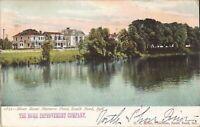 South Bend, INDIANA - St. Joseph River, Navarre Place - 1906 HOME IMPROVEMENT CO