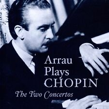 Claudio Arrau, Andre - Claudia Arrau Plays Chopin [New CD]