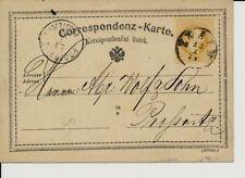 Einzelfrankatur Briefmarken (bis 1967 österreichische)