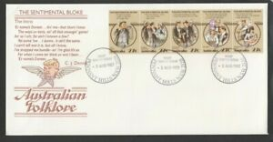 1983 AUSTRALIAN FOLKLORE First Day Cover