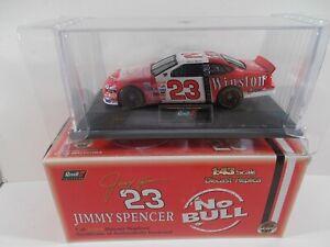 Revell 1/43 1998 NASCAR #23 Winston No Bull Jimmy Spencer