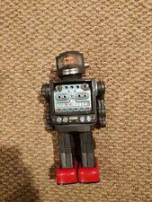 Vintage Super Moon Explorer Robot Japan Battery Operated
