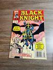 Black+Knight+%231+Newsstand+1st+solo+series+Dane+Whitman+Eternals+MCU+Marvel+1990