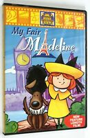 DVD MY FAIR MADELINE 2002 Animazione ENGLISH NTSC