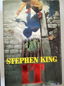 STEPHEN KING - IT - 1° ED. 1988  EUROCLUB