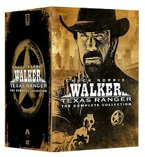 WALKER TEXAS RANGER w CHUCK NORRIS New Sealed 2017 COMPLETE SERIES 52 DVD BOX