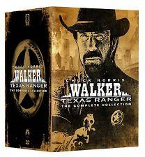 WALKER TEXAS RANGER w CHUCK NORRIS New Sealed 2017 COMPLETE SERIES 52 DVD BOX