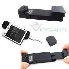 Caricabatterie B17D batteria alimentatore per Blackberry Pearl 8130 8220 Flip
