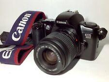 CANON EOS 500 REFLEX VINTAGE 35 mm CON CANON ZOOM EF 35-80mm 1:4-5,6