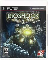 Bioshock 2 ( PS3 Sony Playstation 3 ) TESTED