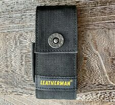 Leatherman Nylon Sheath w/pockets. Medium: Wave, Charge, Wingman, Sidekick, Rev