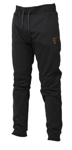 FOX NEW Collection Black & Orange Lightweight Joggers - Carp Fishing - All Sizes
