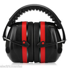 Folding Ear Muff Noise Cancelling Earmuff Shooting Hearing Protection Earplug US