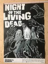 Night Of The Living Dead Movie Poster24in x 36in
