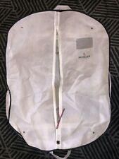 MONCLER luxury genuine garment bag dress Suit Cover - porta abito originale