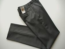 MEN'S Marks & Spencer Performance 100% Wool Trousers Grey W28 35L BNWT  RRP £59