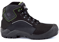 SCARPA ANTINFORTUNISTICA GIASCO STABILE HANNOVER S3 CI WR - Safety Footwear