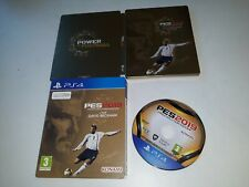 Ps4 Pro Evolution Soccer 2019 David Beckham Steelbook Playstation 4 *