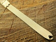 Kreisler Gold Filled NOS Vintage Watch Band Sliding Clasp C-Ring Unused Bracelet