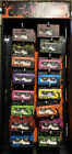 Ioni 3D Faux Mink Lashes HALLOWEEN FULL BAR Collection 16 Lashes 100% Handmade