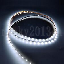 1M 0805 LED Strip Light Tape 2mm Width 120LEDs Flexible Non Waterproof 12V Car