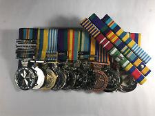 Set of 12 Korea, Pingat Jasa Malaysia, Vietnam, Long Service Medals