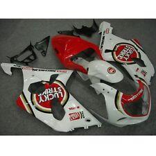 Plastic Bodywork Fairing Cowl Kit For SUZUKI GSXR1000 GSXR 1000 2000-2002