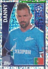 531 DANNY PORTUGAL FC.ZENIT STICKER CHAMPIONS LEAGUE 2016 TOPPS
