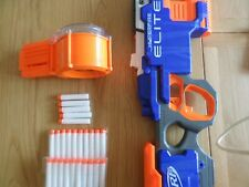 NERF Elite Hyperfire with 25 darts!