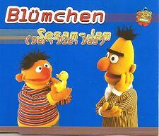 Sesame Street bert and ernie Cover BLUMCHEN Blossom Sesam Jam EXTENDED CD Single