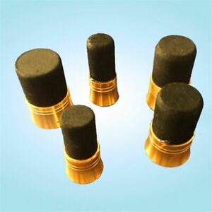 Fishing Rod Pole Butt Caps Front Cover Stopper Plug End Protector Repair Kit *