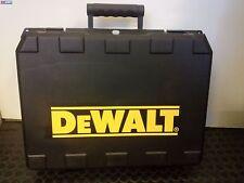DeWalt Koffer vacía 633527-00 para DC616 DC618 DC628 Grapas Maleta