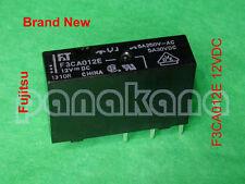Fujitsu FTR F3CA012E 12VDC 5-pin SPDT 1FormC Relay – Brand New