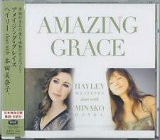 "HAYLEY WESTENRA, MINAKO HONDA ""AMAZING GRACE"" JAPAN 3-TRACK CD SINGLE *SEALED"""