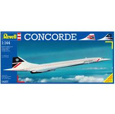 REVELL Concorde British Airways 1:144 Plastic Model Kit 04257