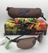MAUI JIM Sunglasses HO'OKIPA READER +2.0 H 807-1020 Tortoise w/ Bronze Polarized