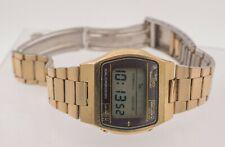Well Used - Seiko 0138-5009 SQ LC Dual Chrono Men's Digital Wrist Watch Bond Era