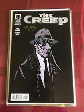 The Creep 1 Signed Mike Mignola Dark Horse Comics VF/NM Condition