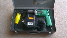 Hitachi W 6VB 110V Auto Electric Screwdriver with Duofast