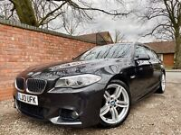 2013 BMW 5 SERIES 530D M SPORT TOURING ESTATE 3.0 F11 – AUTO – 258BHP – FBMWSH
