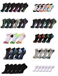 24 Paar Damen Mädchen Sneaker Socken Baumwolle Gr. 35-38, 39-42
