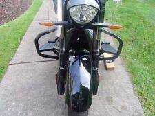 Victory Cross Roads Country Highway Bar Engine Guard Crash Gloss Black Nice