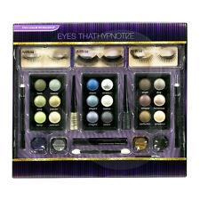 The Color Workshop Eyes That Hypnotise Gift Set MakeUp Cosmetic False Lashes etc