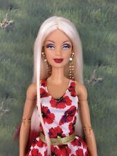 Barbie Red Hot Diva With Made To Move Body Articulated With Outfit