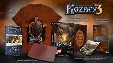 Cossacks 3 (Kozacy 3) [PC] POLISH COLLECTORS EDITION - 98/100 - NEW &SEALED