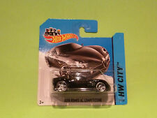 HOTWHEELS 29/250 HW CITY ALFA ROMEO 8C COMPETIZIONE  -  NM IN UNOPENED BLISTER