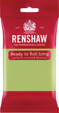 Renshaw Regalice Icing Ready Roll Colour Decorating Sugarpaste 250g 500g 1kg 2kg